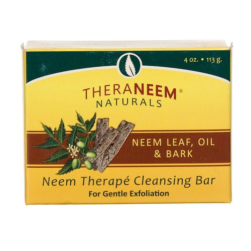 Neem Leaf, Oil and Bark Bar