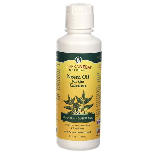 Neem Oil for the Garden