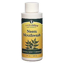 Organix South Neem Mouthwash