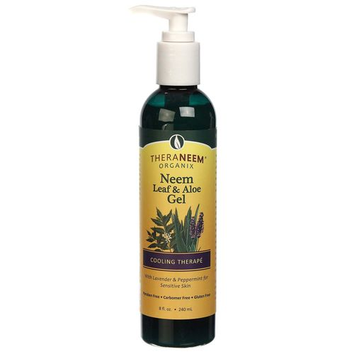Neem Leaf and Aloe Gel