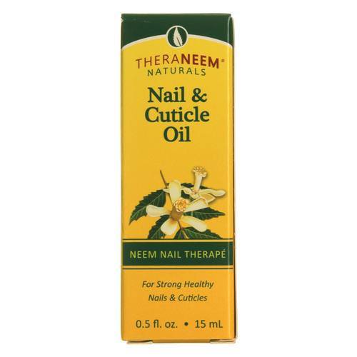 Neem Nail and Cuticle Oil