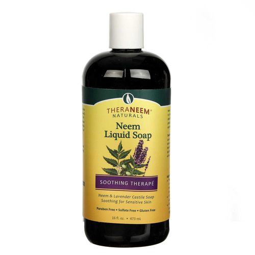 Soothing Therape Neem Liquid Soap