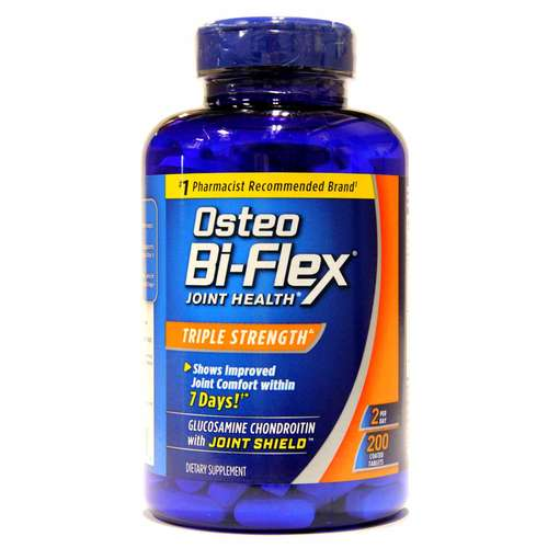 Osteo Bi-Flex Joint Health Triple Strength  - 200 tablets - 349155_front_super_new.jpg