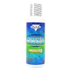 OxyLife Oxygen with Colloidal Silver - Unflavored