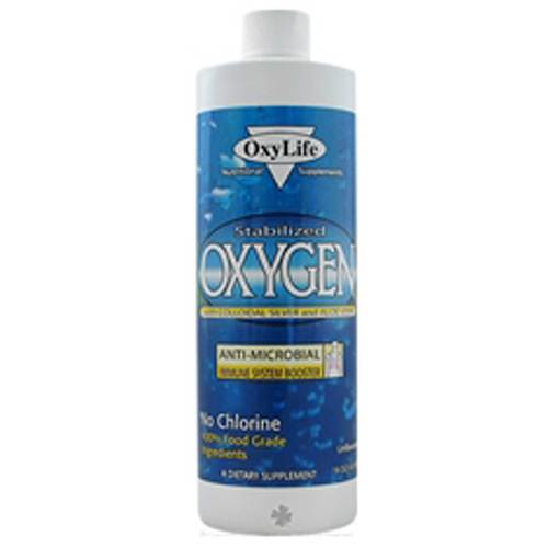 Oxygen with Colloidal Silver - Unflavored