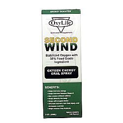 OxyLife Second Wind Oxy-Max (Mint)