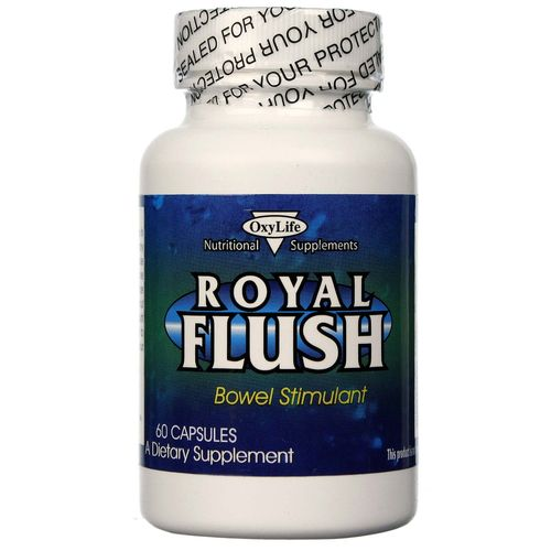 Royal Flush Bowel Stimulant