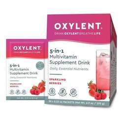 Oxylent 5-in-1 Daily Multivitamin, Berries