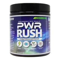 PWR Supplements RUSH ENERGY