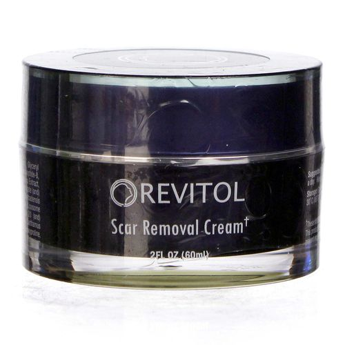 Pacific Naturals Revitol Scar Removal Cream 2 Fl Oz Evitamins Com