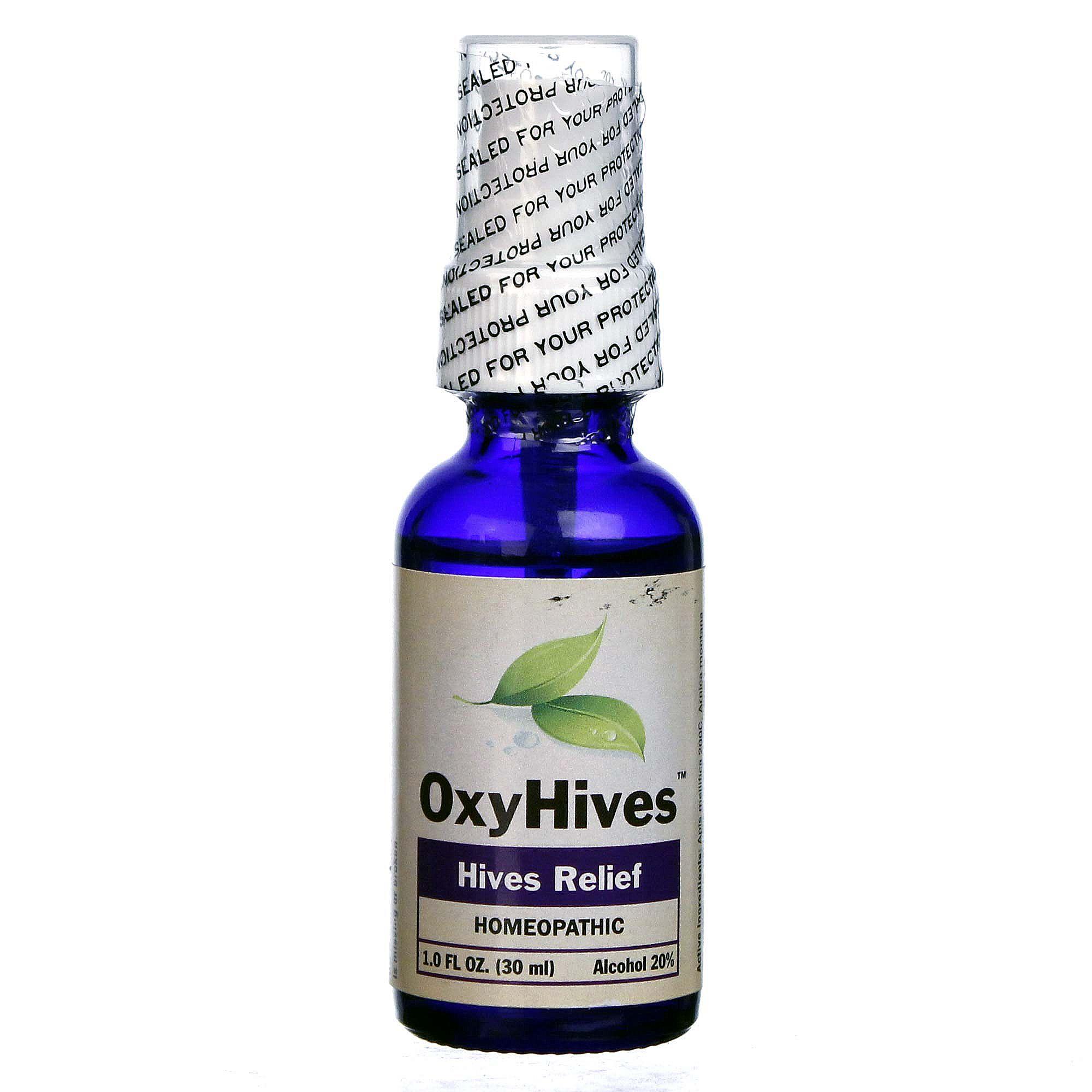 Pacific Naturals Oxyhives 1 Fl Oz Evitamins Com