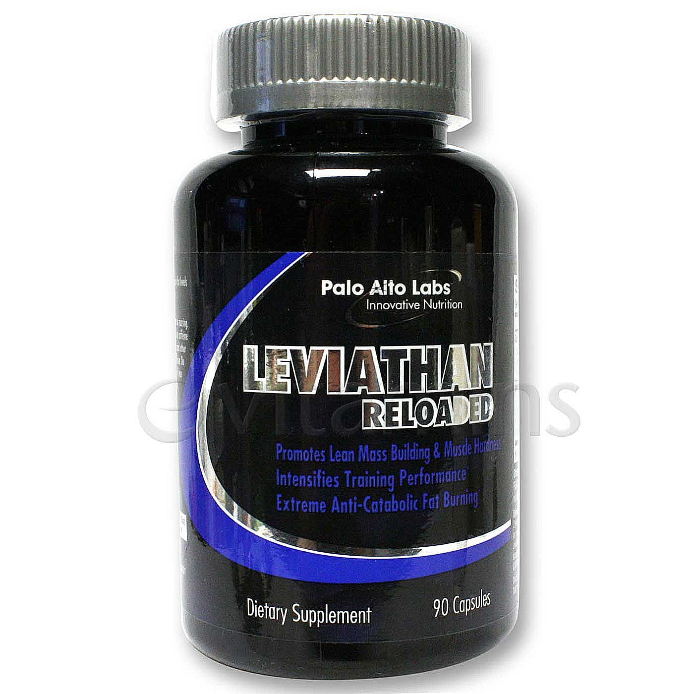 Palo Alto Labs Leviathan Reloaded 90 Capsules Ultimate Nutrition Ultra Ripped Faf Caps Capsul Hover To Zoom
