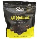 Panda All Natural Soft Licorice - 7 oz