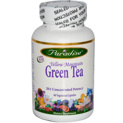 Yellow Mountain Green Tea Extract