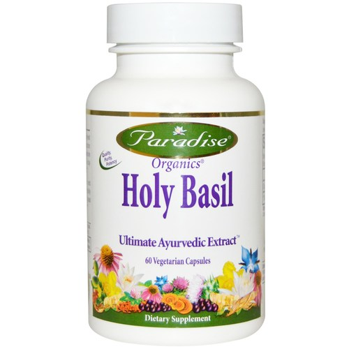 Holy Basil Organic Extract