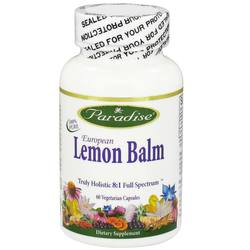 Paradise Herbs Lemon Balm