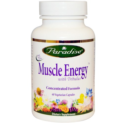 Muscle Energy with Tribulus