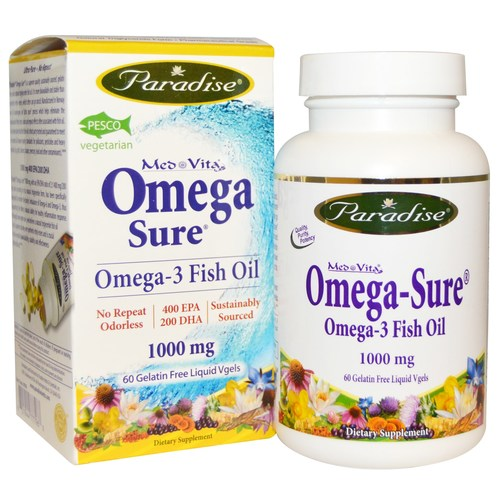 Medvita Omega-sure Fish Oil