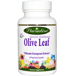 Paradise Herbs Olive Leaf Extract
