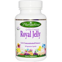 Paradise Herbs Golden Emperor Royal Jelly Extract
