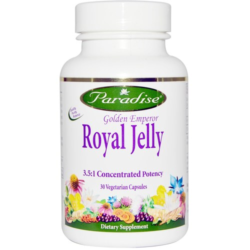 Golden Emperor Royal Jelly Extract