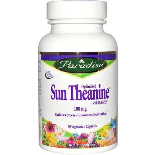 Sun Theanine 100 mg