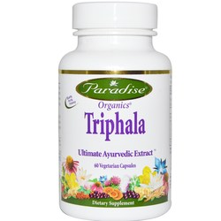 Paradise Herbs Organic Triphala Extract