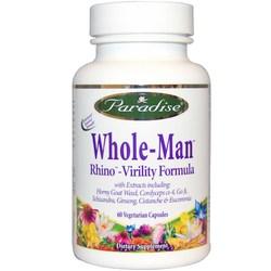 Paradise Herbs Whole-Man Rhino Virility Formula
