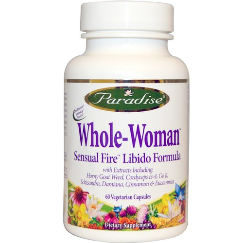 Whole-Woman Sensual Fire Libido Formula