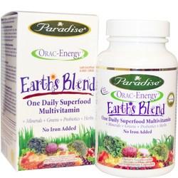 Paradise Herbs Earth's Blend Superfood Multivitamin