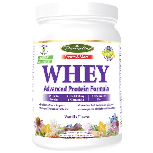 Whey Advanced Protein Formula