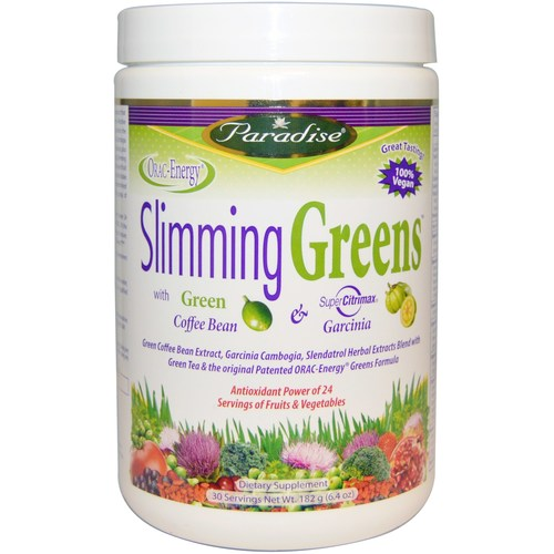 Slimming Greens