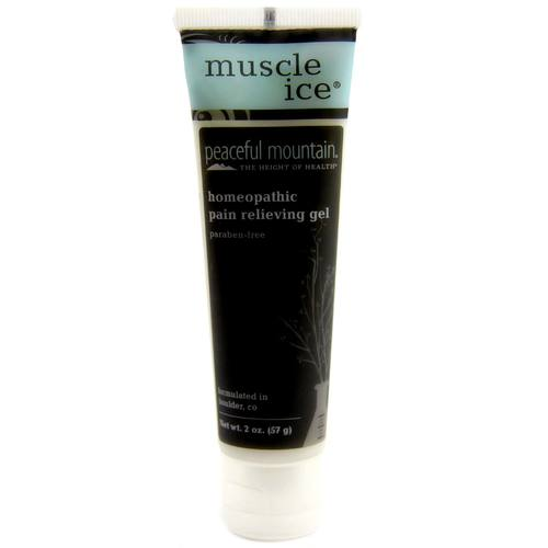 Muscle Ice Menthol Gel