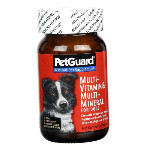 Multi-Vitamin and Minerals for Dogs