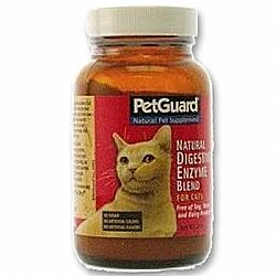 PetGuard Digestestive Enzymes H.P. For Cats