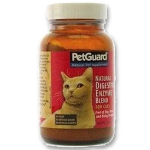 Digestestive Enzymes H.P. For Cats