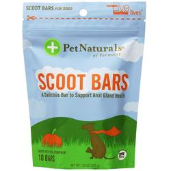 Pet Naturals of Vermont Scoot Bars