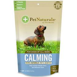 Pet Naturals of Vermont Calming Chew For Dogs