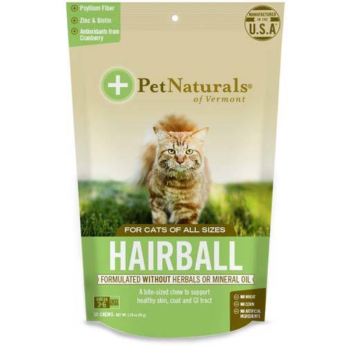 Hairball Chew for Cats