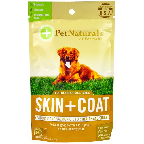 Skin + Coat Chew For Dogs