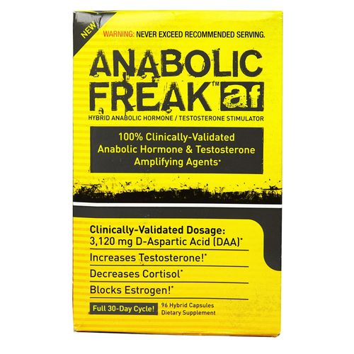 Anabolic Freak Testosterone Stimulator