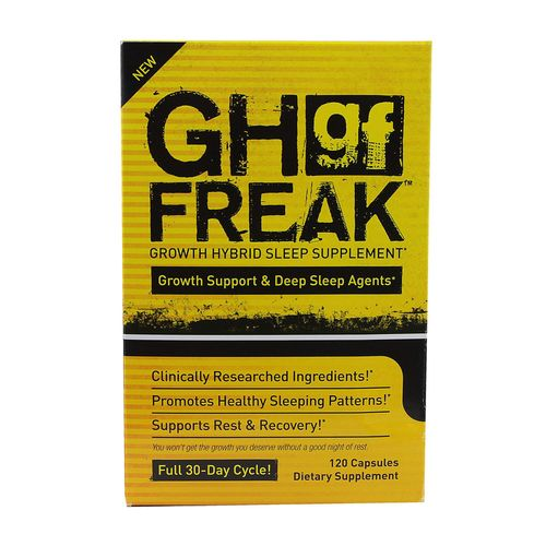 GH Freak Growth Hybrid Sleep Supplement