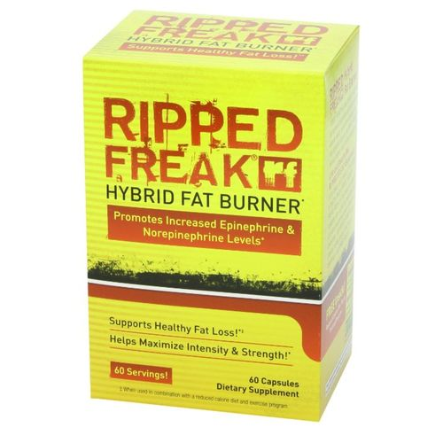 Ripped Freak Hybrid Fat Burner