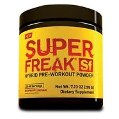 Super Freak Hybrid Pre-Workout Powder