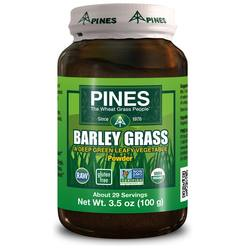 Pines International Barley Grass Powder