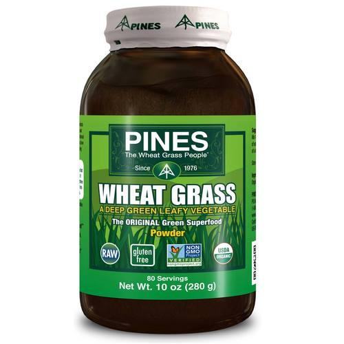 Pines International Wheat Grass Powder  - 10 oz - 1679.jpg