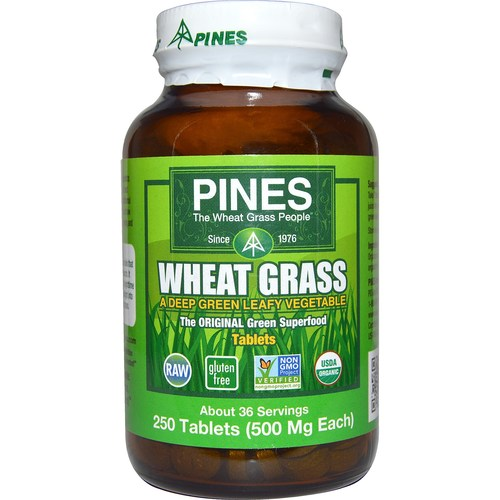 Grass Powder 500 mg