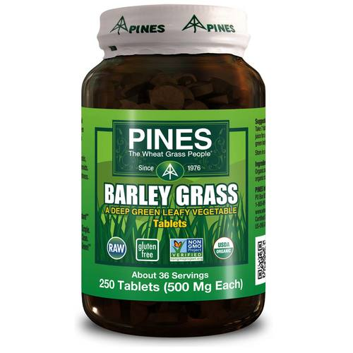 Barley Grass Powder 500 mg