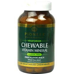 Pioneer Chewable Vitamin Mineral