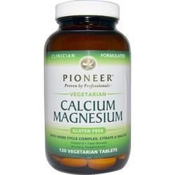 Pioneer Vegetarian Calcium Magnesium